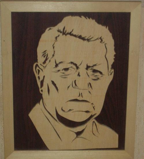 Jean Gabin por BILAR